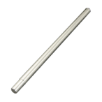 Edelstahlwelle 18mm Fuß Ø 20mm Stärke Original
