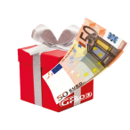 Geschenkgutschein im Wert von 50 EUR