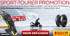 Pirelli Sport Toruer Promotion