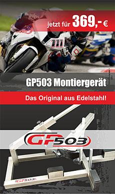 GP503 Reifenmontiergerät